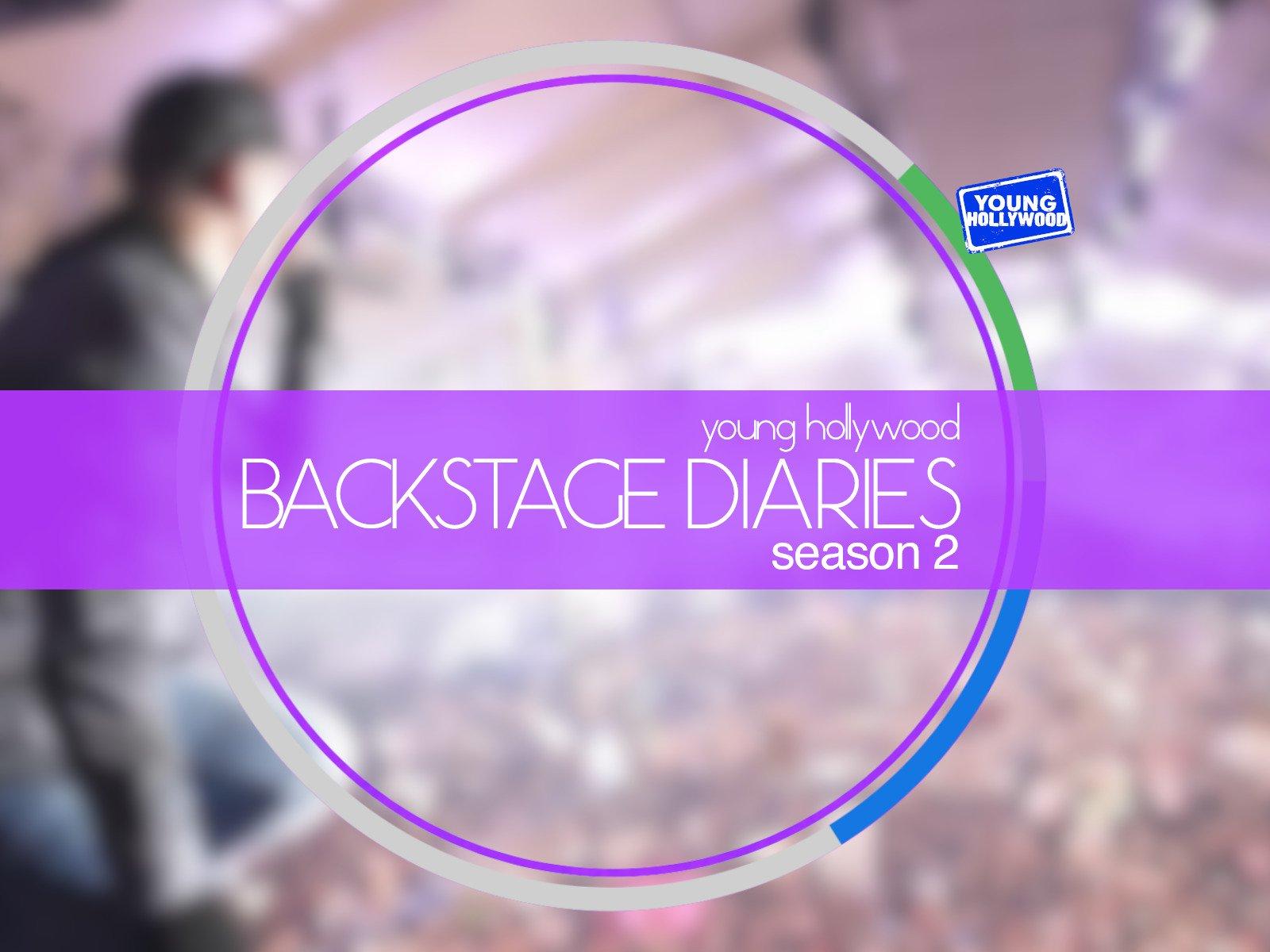 Backstage Diaries on Amazon Prime Instant Video UK
