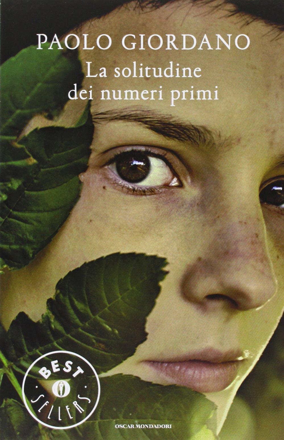 Immagine: La solitudine dei numeri primi - Paolo Giordano.
