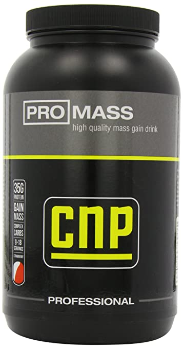 Chemical Nutrition Pro Mass Strawberry 908g