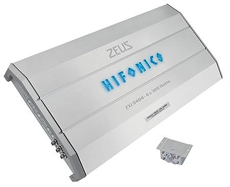Hifonics ZXI9404 Autoradios 2400 W