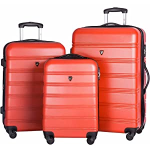 Merax Travelhouse Spinner Luggage