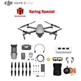 Mavic 2 Zoom Drone Quadcopter, Photographer Bundle, with Filter Set, Landing Pad and Landing Gear (Color: Mavic zoom Base, Tamaño: 1 x Battery)