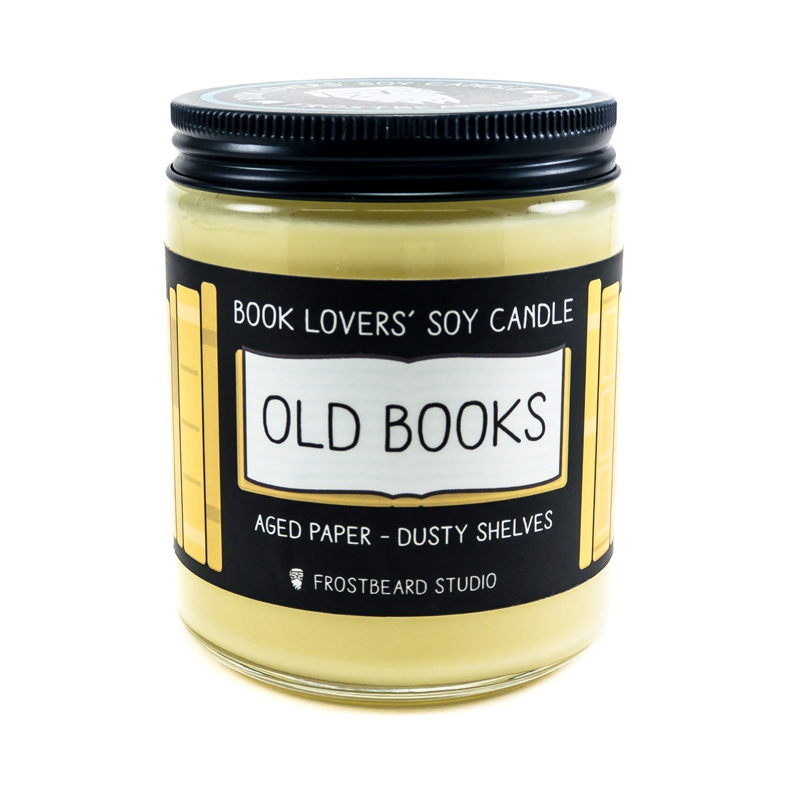 Buy Old Book Candle Now!