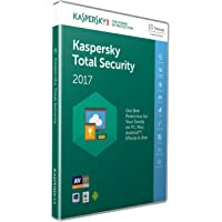 Kaspersky Total Security 2017 10 Devices (1 Year)