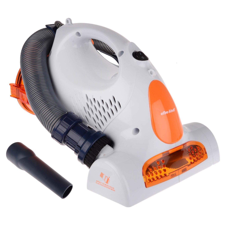 Efbe schott hand held dual motor power vac vacuum cleaner for Motor for vacuum cleaner