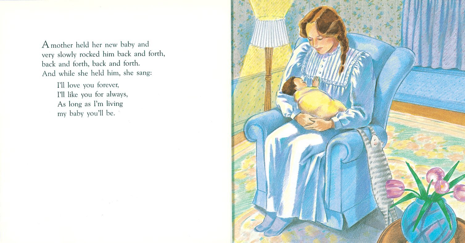 The books enduring popularity was attributed to munsch s ability