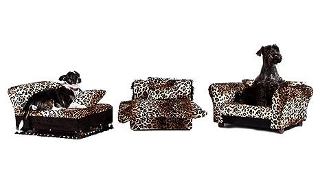Keet 3pz Pet set; divano, chaise e letto