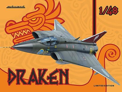 Eduard Kits en plastique 1135–Draken édition limitée Kit modèle
