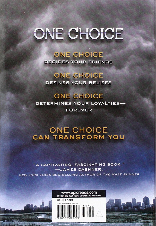 Book Cover Portadas Reviews ~ Divergent amazon