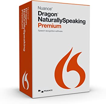 NUANCE Dragon Naturally Speaking 13 Software