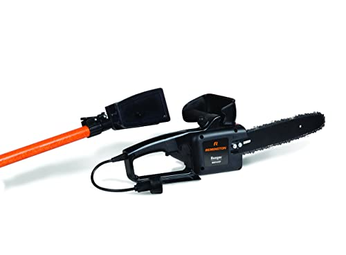 Remington RM1025P Ranger 10-Inch 8 Amp 2-in-1 Electric Chain Saw/Pole Saw Combo via Amazon
