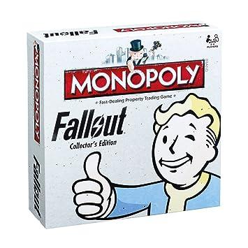 Fallout Monopoly - Board Game - English