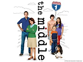 The Middle: The Complete First Season [HD]