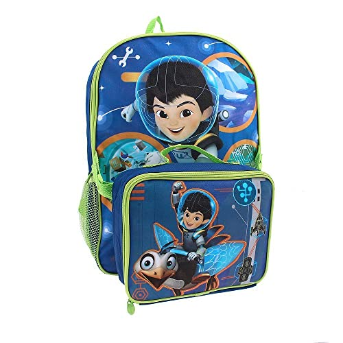 Disney Miles From Tomorrowland 16 in Backpack with Lunch Kit