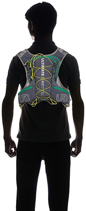 Ultimate Direction Jurek FKT Vest - Small (Obsidian) (Color: Obsidian, Tamaño: Small)