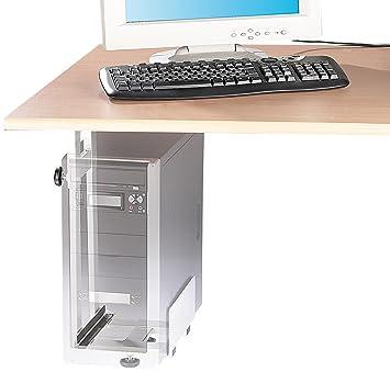 General office support universel pour unit centrale sous bureau informatique bureau - Support unite centrale sous bureau ...