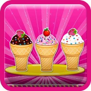 Ice Cream Cone Cupcakes - Cooking Games from Bweb media