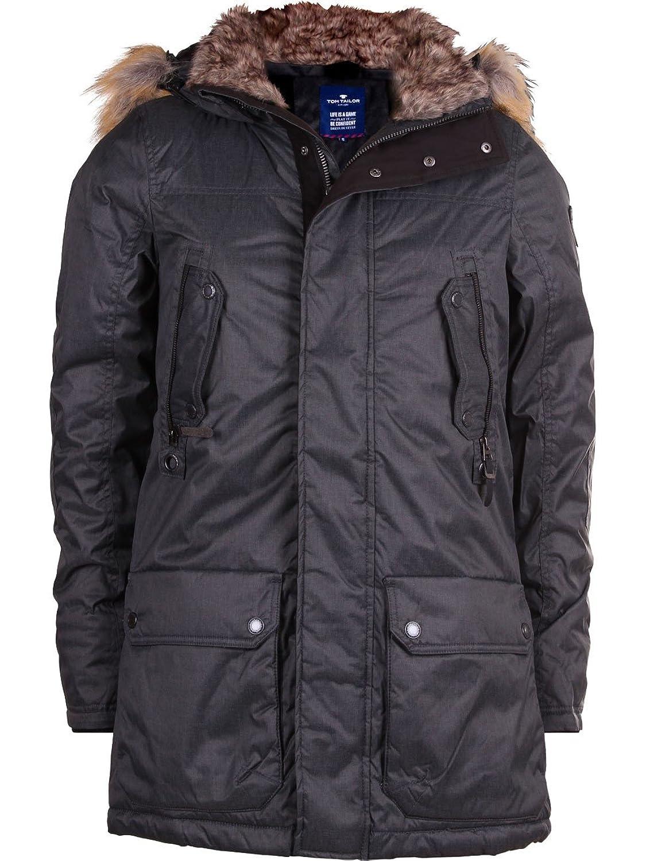 Tom Tailor Herren Parka 3522215.00.10 parka with hood online bestellen