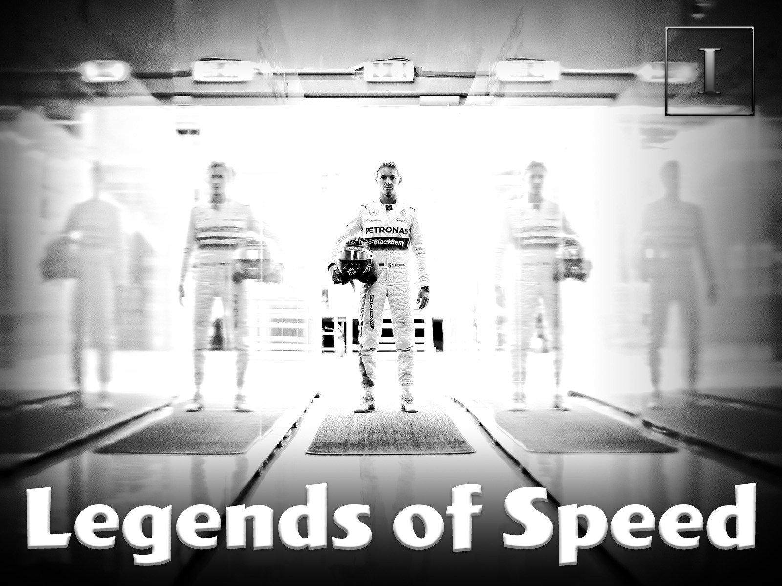 Legends of Speed - Season 1