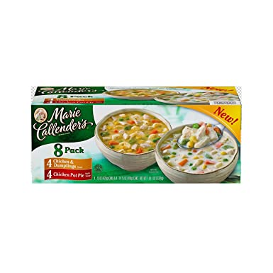 Marie Callender's Soup Variety Pack - 8 Ct.