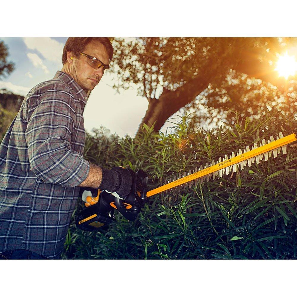 """Poulan Pro 967044601 40V Dual Steel Hedge Trimmer, 24"""""""