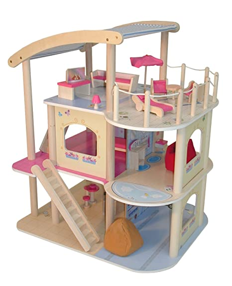 Roba - 9456 - Maison De Poupée - Dollhouse Villa