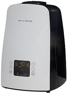 AirOSwiss U650 Luftbefeuchter U650 digital weiss 40/140 Watt  BaumarktKritiken und weitere Informationen