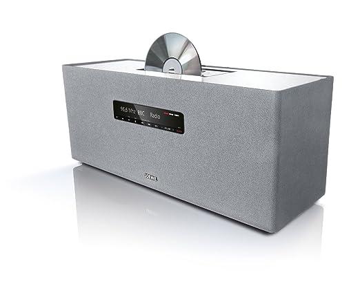 LOEWE 51202T01 Haut-parleur Argent