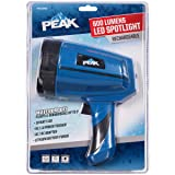 Peak PKC010WM Blue 600Lumens LED Spotlight