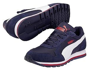 Puma St Runner Nylon, Baskets mode homme   l'examen des produits de plus amples informations