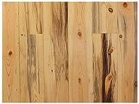 Fire-Reclaimed UV-Cured Rocky Mountain Ponderosa Pine Solid Wood Flooring