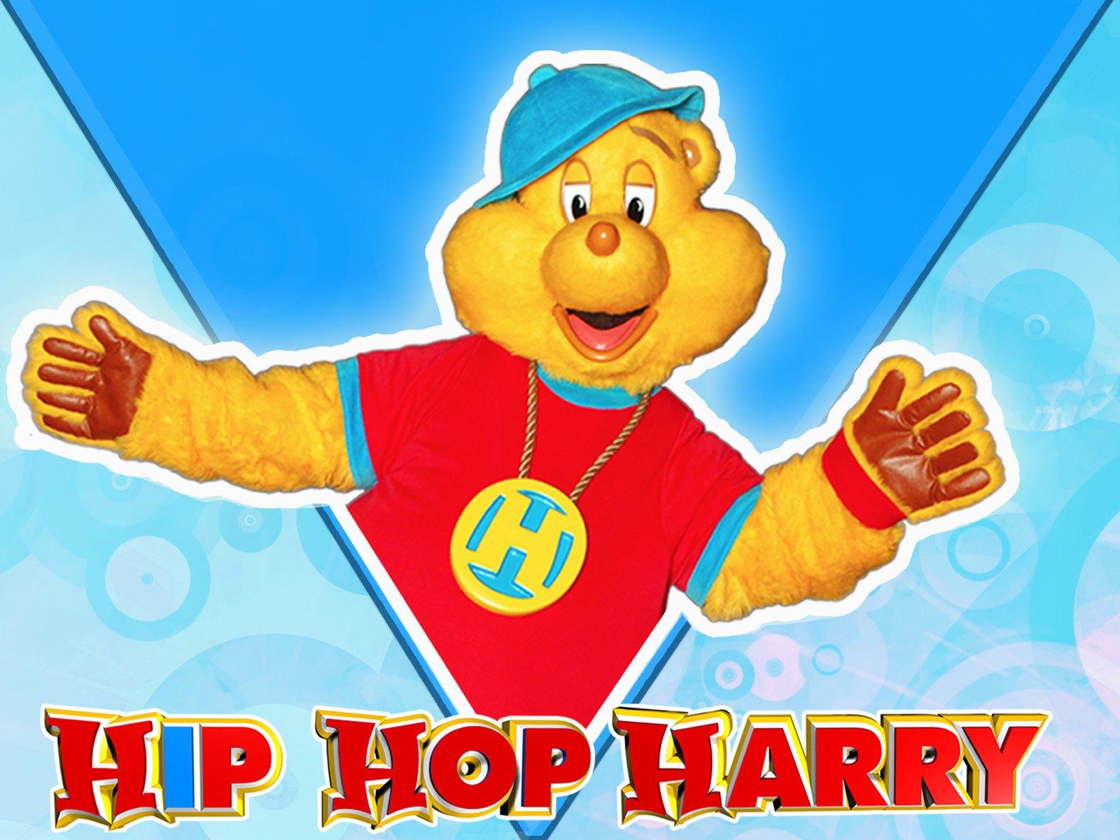 Hip Hop Harry