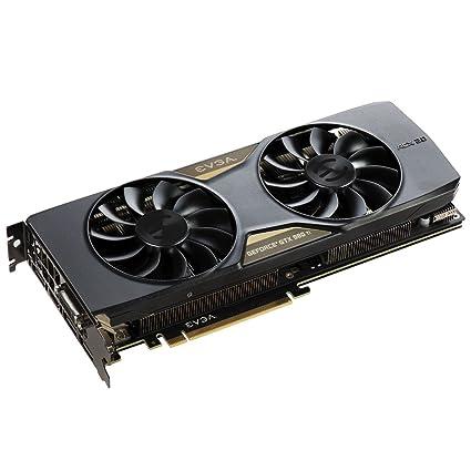 EVGA 06G-P4-4995-KR Carte graphique Nvidia GeForce GTX 980 Ti SC+ACX2.0 1190 MHz 6144 Mo PCI-Express