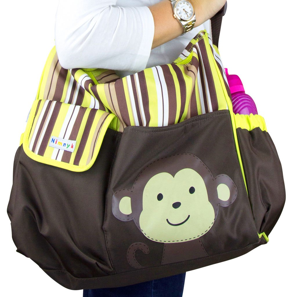 Who said diaper bags should be ugly?