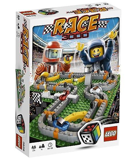 LEGO - 3839 - Jeu de Société - LEGO Games - Race 3000