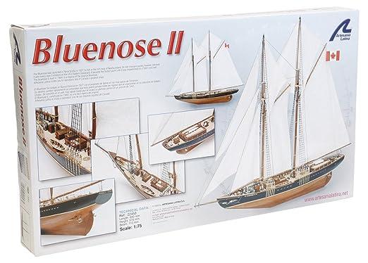 Artesania - Maquette en bois - Bluenose II