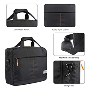 Estarer PS4 Console Carrying Case Travel Storage Handbag/Shoulder Bag for PS4/Xbox System and Accessories