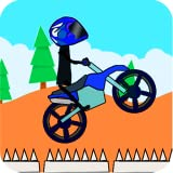 Doodle Stick Bike Racing 2 (a BMX stickman stunt game) thumbnail
