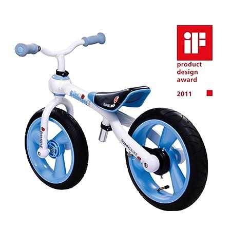 """JD BUG JD Bug Kinder-Delux-Laufrad 12"""", First Bike, 3 verschiedene Farben blau - Radsport Laufr?der"""
