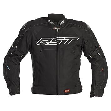 Nouvelle RST Pro Series 11 1358 Textile noir veste de moto