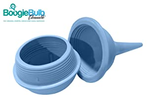 BoogieBulb Cleanable and Reusable Baby Nasal Aspirator