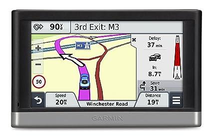 Garmin nuvi 2518LT-D Royaume-Uni 5 pouces Sat Nav avec le Royaume-Uni et l'Irlande Cartes, Bluetooth et vie numérique trafic Alertes