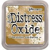 Ranger TDO-55839 Tim Holtz Distress Oxides Ink Pad-Brushed Corduroy, ys/m, (Color: Brushed Corduroy, Tamaño: ys/m)