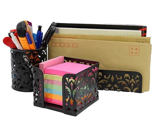 Carolines Treasures Desk Artwork Notepad Holder BB6077SN Multicolor