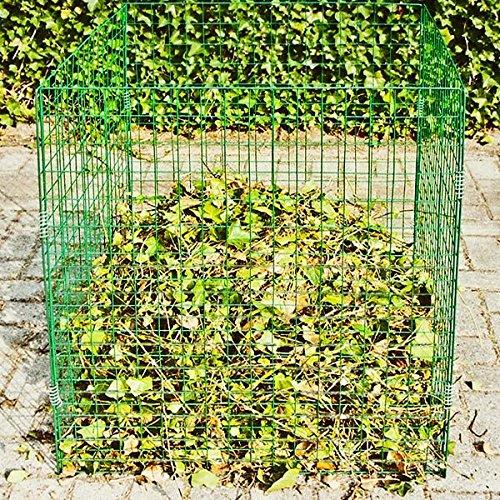 Composteur Jardin Conteneur Bac Silo à compost - Déchets Verts - Compostage