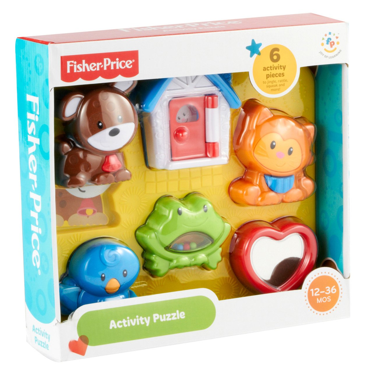 Toddler Toys Puzzle : Activity puzzle fisher price brilliant basics new toy for