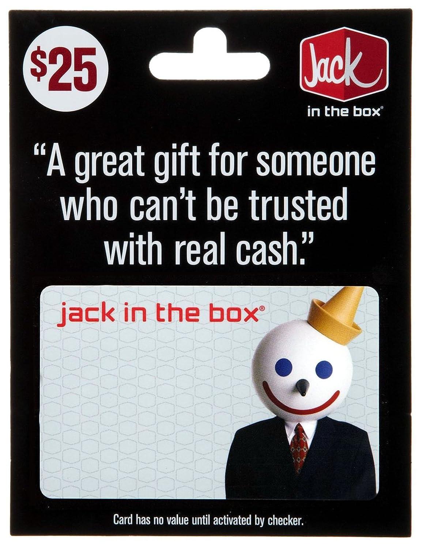 Jack in The Box Gift Card Jack in The Box Gift Card