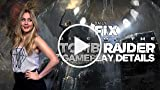 Tomb Raider Details & Sonic's Giant Flop