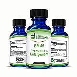 Prostatitis & Enlargement Natural Remedy (BM45)