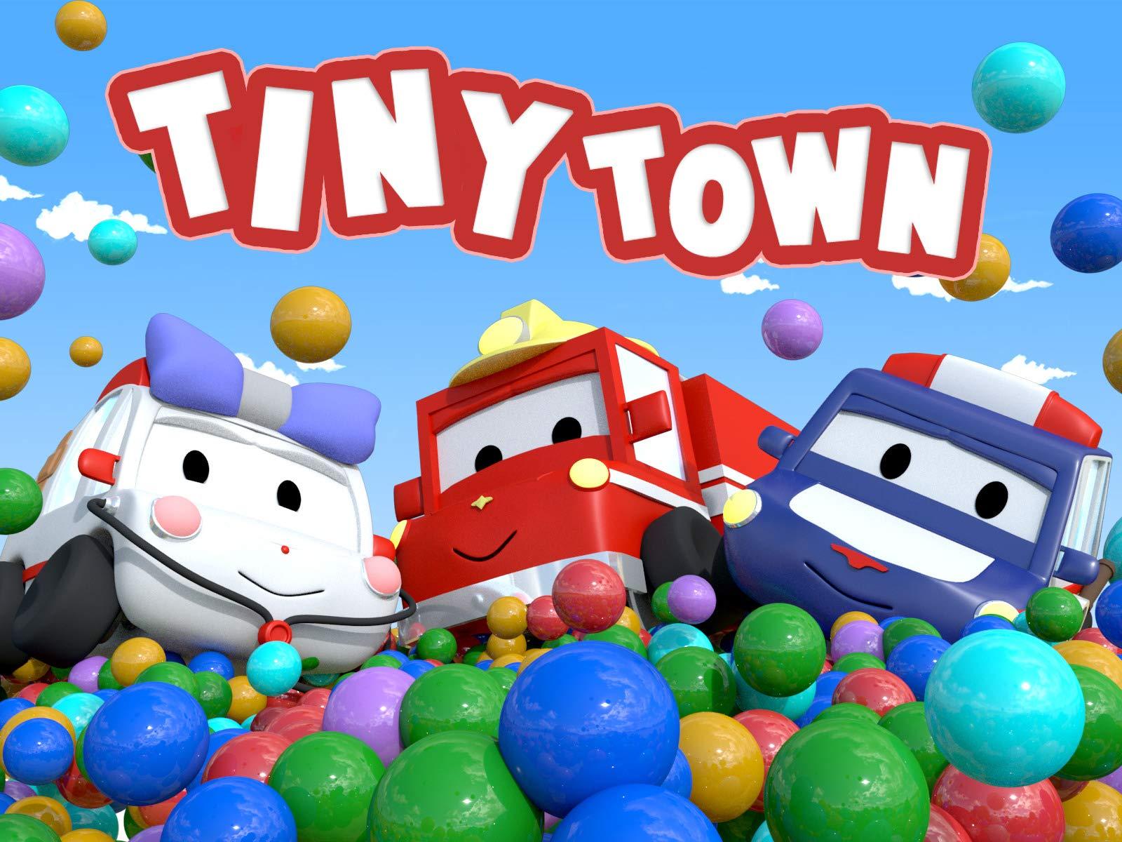 Tiny Town on Amazon Prime Video UK